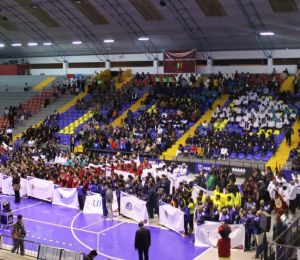 ¡Se inauguraron los Juegos Universitarios Nacionales 23° UNIVERSIADA Tacna 2018!