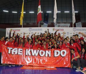¡UPC, los mejores en el TKD universitario!